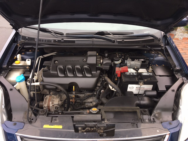 2012 Nissan Sentra 2.0 S 4dr Sedan - Haverhill MA
