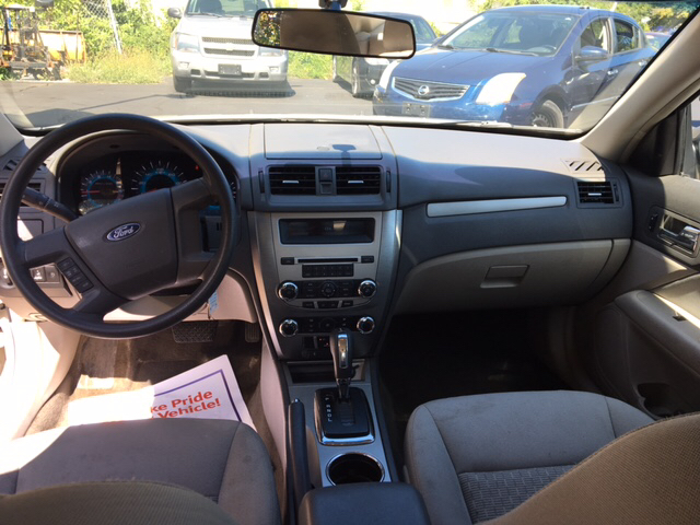 2010 Ford Fusion S 4dr Sedan - Haverhill MA