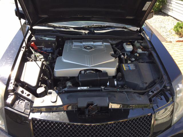 2007 Cadillac CTS 4dr Sedan (2.8L V6) - Haverhill MA
