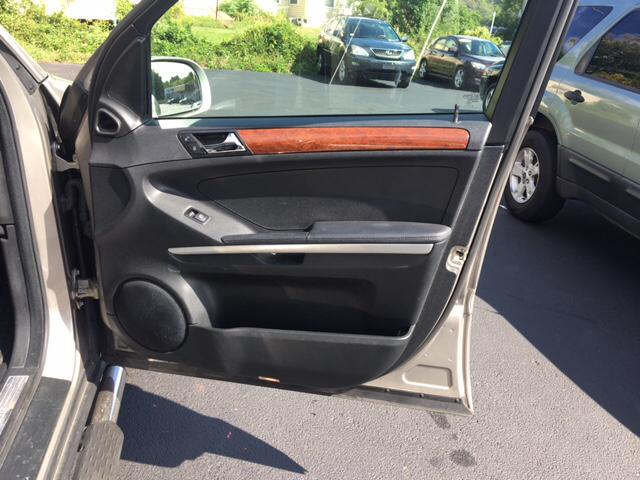 2007 Mercedes-Benz M-Class AWD ML 350 4MATIC 4dr SUV - Haverhill MA