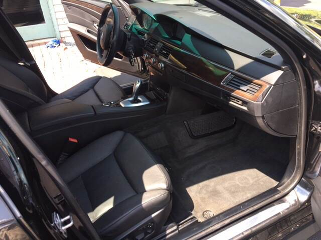 2010 BMW 5 Series AWD 535i xDrive 4dr Sedan - Haverhill MA