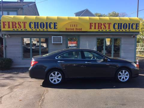 2007 Lexus ES 350 for sale in Haverhill, MA