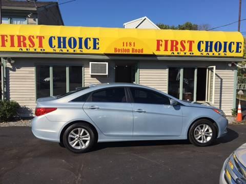 2011 Hyundai Sonata for sale in Haverhill, MA