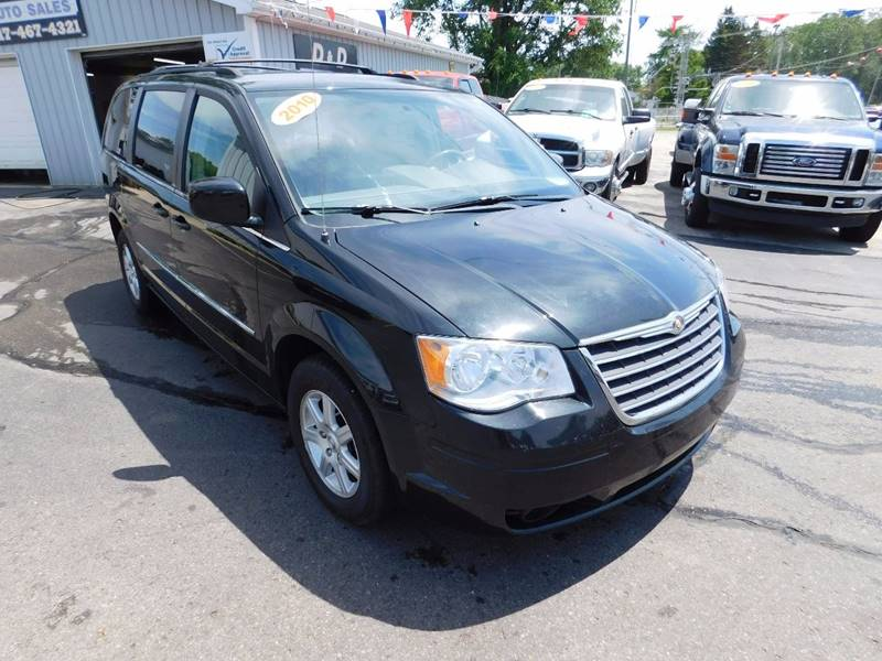 2010 chrysler town and country oil specs