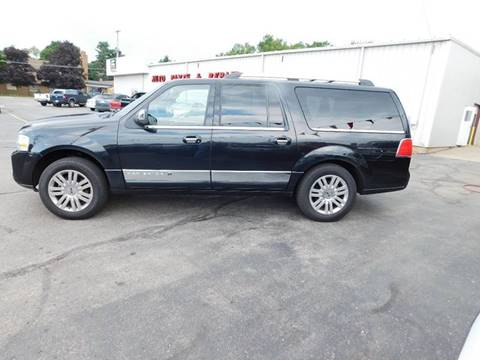 2014 Lincoln Navigator L 4x4 4dr Suv In Onsted Mi D Amp D