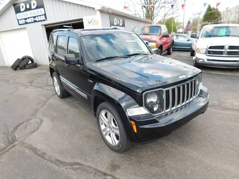 2012 Jeep Liberty for sale in Onsted, MI