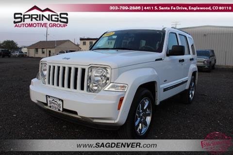 2012 Jeep Liberty for sale in Englewood, CO