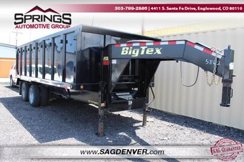 2017 Big Tex DMP for sale in Englewood, CO