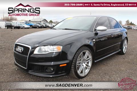 2007 Audi RS 4 for sale in Englewood, CO
