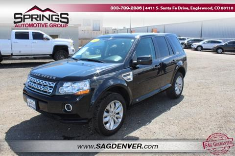 2013 Land Rover LR2 for sale in Englewood, CO