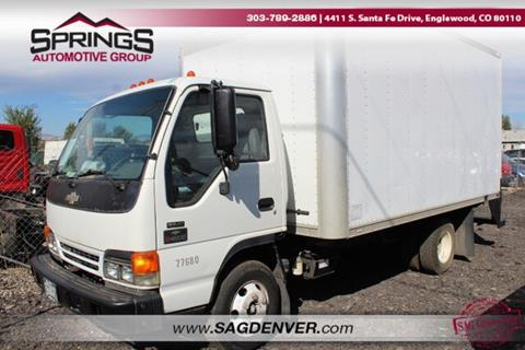 2005 Chevrolet W4500 for sale in Englewood, CO