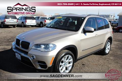 2013 BMW X5 xDrive35i for sale at Springs Automotive Group #2 in Englewood CO
