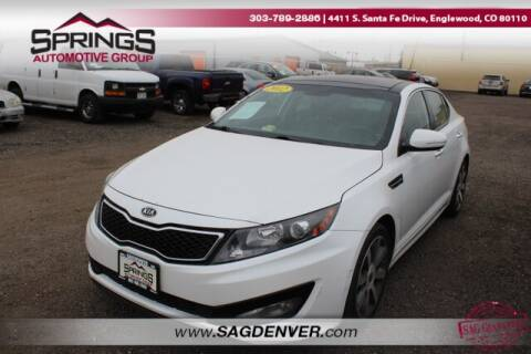 2012 Kia Optima for sale in Englewood, CO