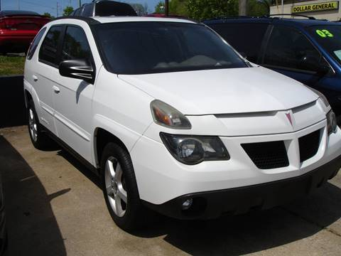 2005 Pontiac Aztek for sale in Independence, MO
