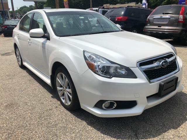 2013 Subaru Legacy In Ansonia Ct Platinum Motors