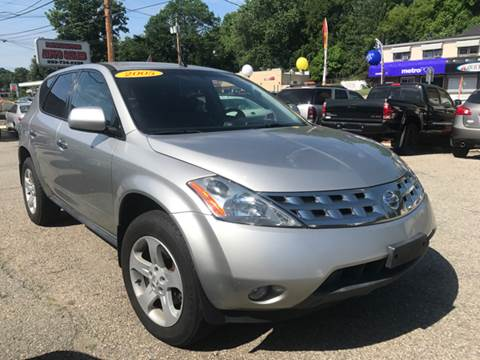 2005 Nissan Murano for sale in Ansonia, CT