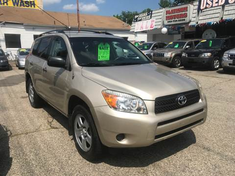 2006 Toyota RAV4 for sale in Ansonia, CT