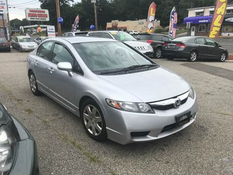 2010 Honda Civic for sale in Ansonia, CT