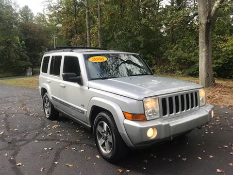 2006 Jeep Commander for sale in Ansonia, CT