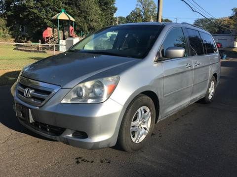 2006 Honda Odyssey for sale in Ansonia, CT