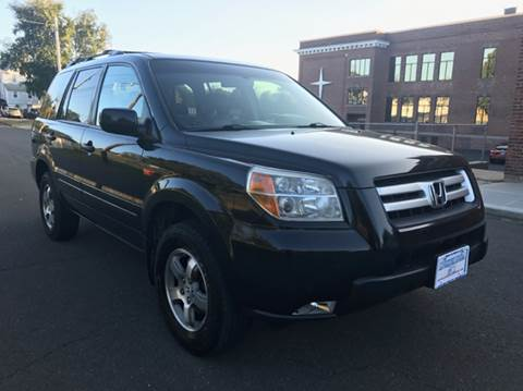 2007 Honda Pilot for sale in Ansonia, CT