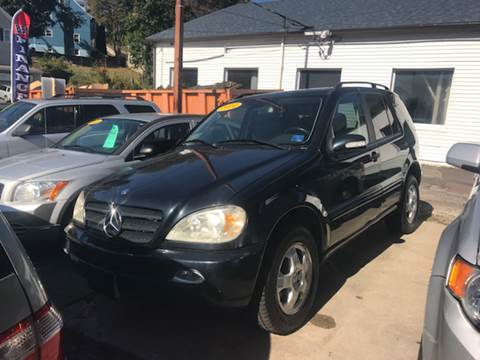 2002 Mercedes-Benz M-Class for sale in Ansonia, CT