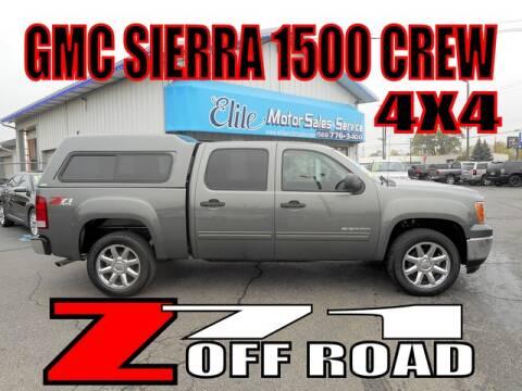2011 GMC Sierra 1500 for sale in Warren, MI