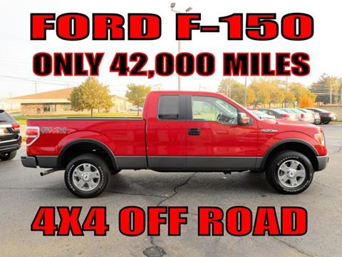 used ford trucks for sale in warren mi