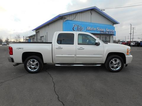 used chevrolet trucks for sale in warren mi