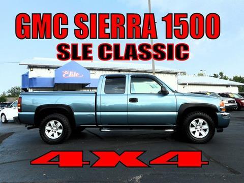 2007 GMC Sierra 1500 Classic for sale in Warren, MI