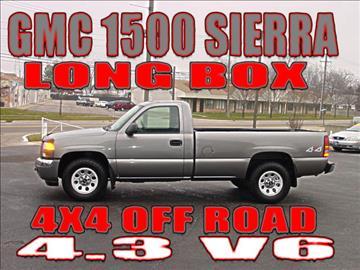 2006 GMC Sierra 1500 for sale in Warren, MI