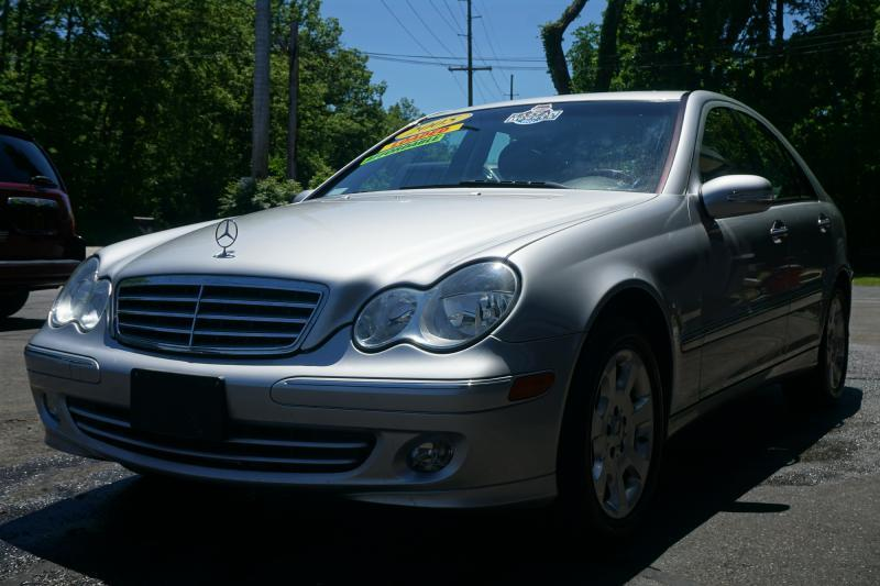 2005 Mercedes-Benz C-Class AWD C 320 4MATIC 4dr Sedan - Valparaiso IN