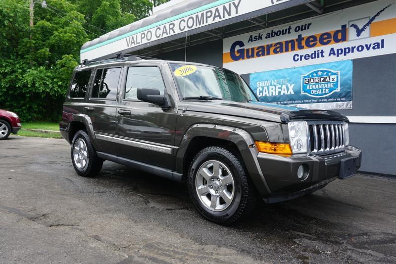 2006 Jeep Commander Limited 4dr SUV 4WD - Valparaiso IN
