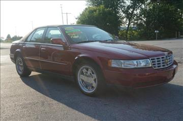 2000 Cadillac Seville for sale in Valparaiso, IN