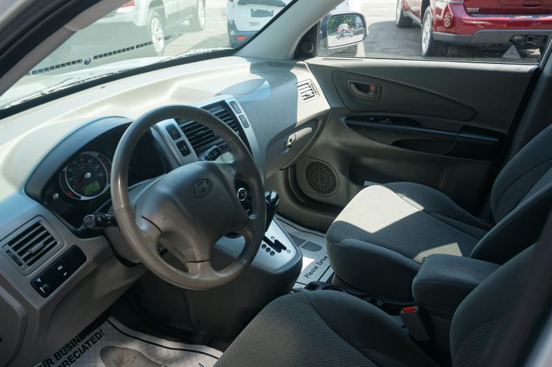 2009 Hyundai Tucson SE 4dr SUV - Valparaiso IN