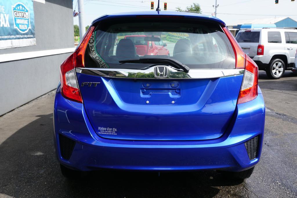 2015 Honda Fit EX 4dr Hatchback CVT - Valparaiso IN