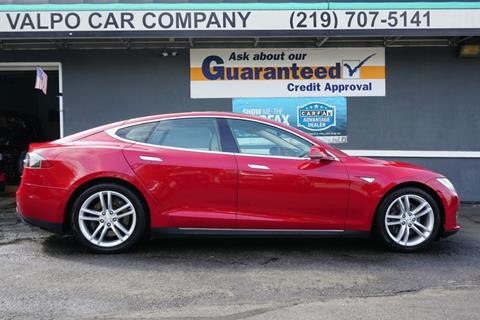 2013 Tesla Model S for sale in Valparaiso, IN