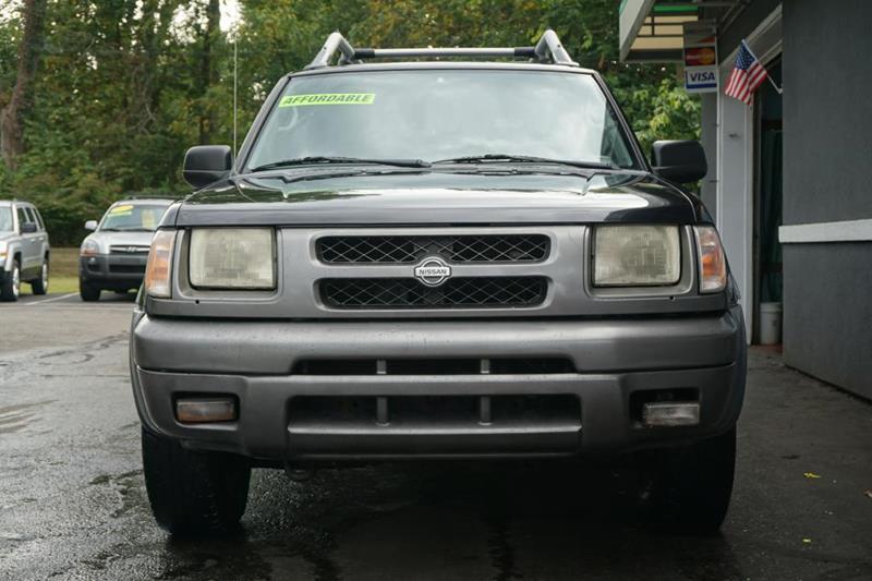 2000 Nissan Xterra 4dr XE V6 4WD SUV - Valparaiso IN