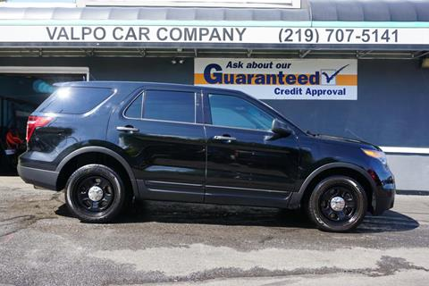 2014 Ford Explorer for sale in Valparaiso, IN