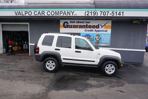 2007 Jeep Liberty for sale in Valparaiso, IN