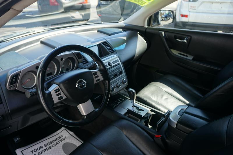 2007 Nissan Murano AWD SL 4dr SUV - Valparaiso IN