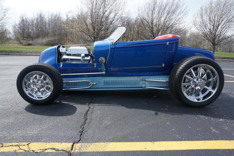 1923 Ford TRACK ROADSTER CPE. - Valparaiso IN