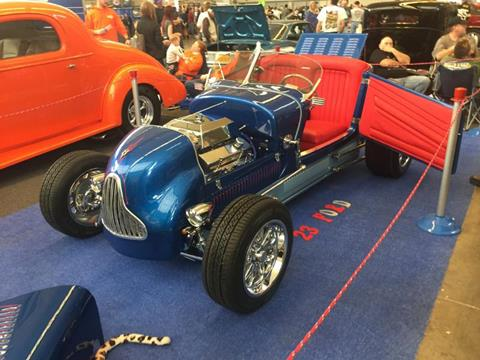 1923 Ford TRACK ROADSTER