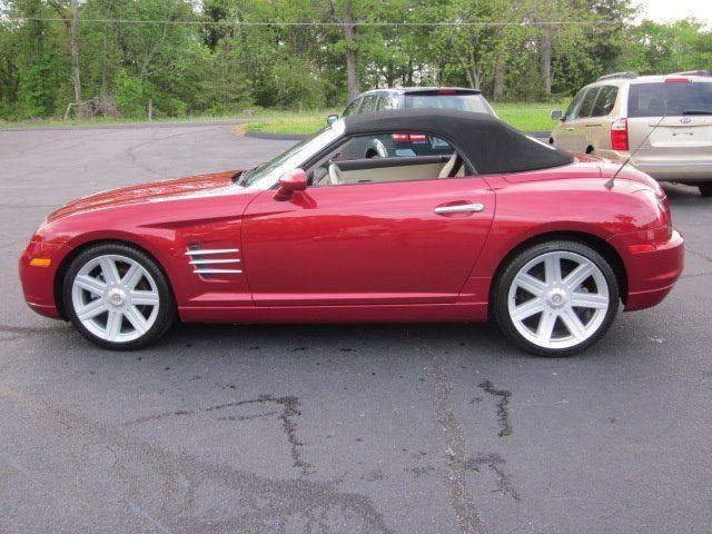2005 Chrysler Crossfire Limited 2dr Roadster - Conover NC
