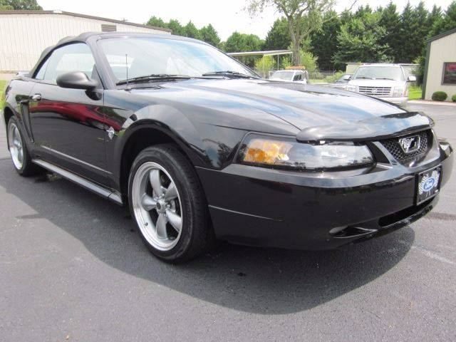 1999 Ford Mustang GT 2dr Convertible - Conover NC