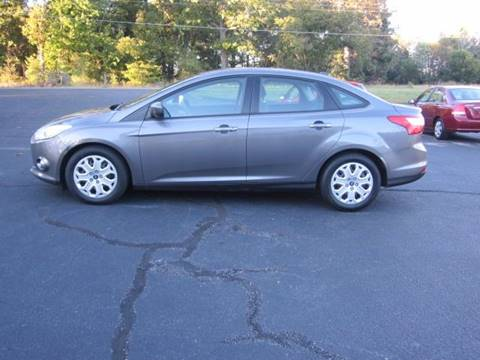 2012 Ford Focus for sale in Conover, NC