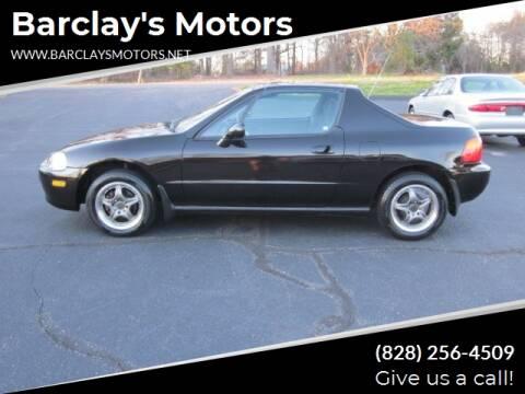 1997 Honda Civic del Sol for sale in Conover, NC