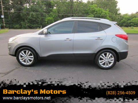 2011 Hyundai Tucson for sale at Barclay's Motors in Conover NC