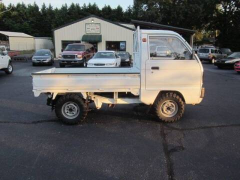 1994 Suzuki Carry 4X4