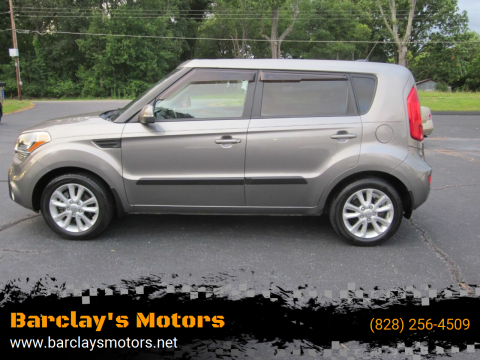 2013 Kia Soul for sale at Barclay's Motors in Conover NC